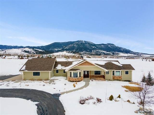 54 Meadowood Road, Red Lodge, MT 59068 (MLS #317185) :: Search Billings Real Estate Group