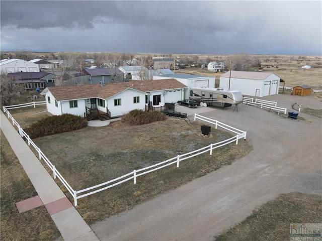 104 E Rowley, Winnett, MT 59087 (MLS #317188) :: Search Billings Real Estate Group