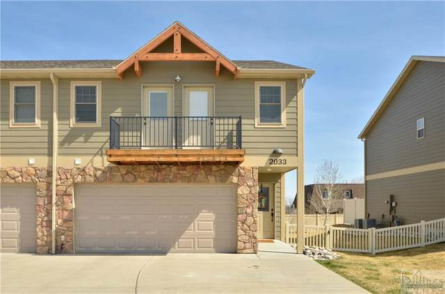 2033 Lake Hills Drive, Billings, MT 59105 (MLS #317189) :: The Ashley Delp Team