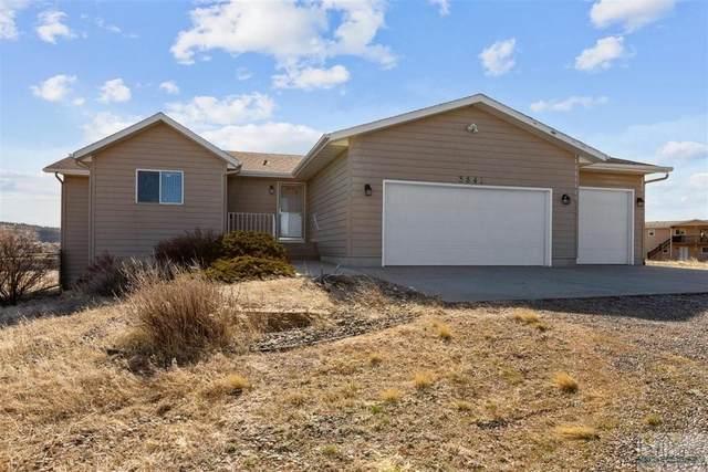 3841 Quarter Circle Drive, Billings, MT 59106 (MLS #317203) :: MK Realty