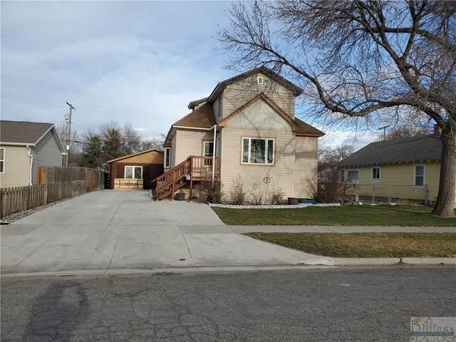 209 West, Laurel, MT 59044 (MLS #317211) :: MK Realty