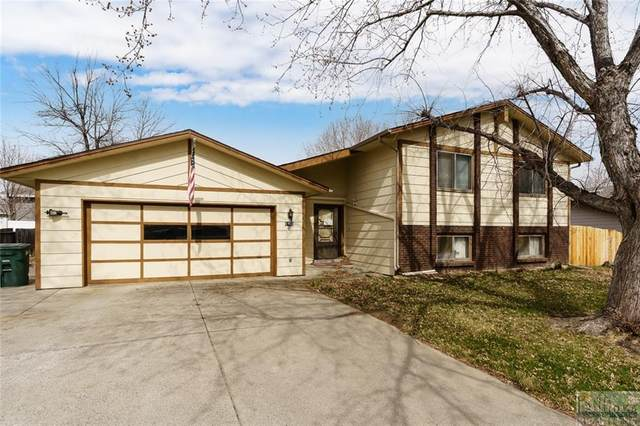 1190 Babcock Boulevard, Billings, MT 59105 (MLS #317226) :: The Ashley Delp Team