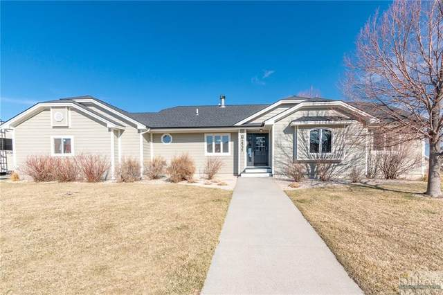 2535 Constellation Trail, Billings, MT 59105 (MLS #317263) :: The Ashley Delp Team