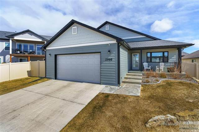 2995 W Copper Ridge Loop, Billings, MT 59106 (MLS #317282) :: MK Realty