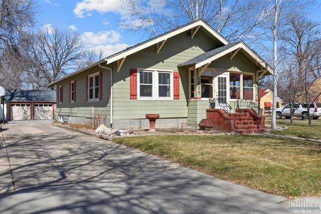 429 Yellowstone Ave, Billings, MT 59101 (MLS #317283) :: MK Realty