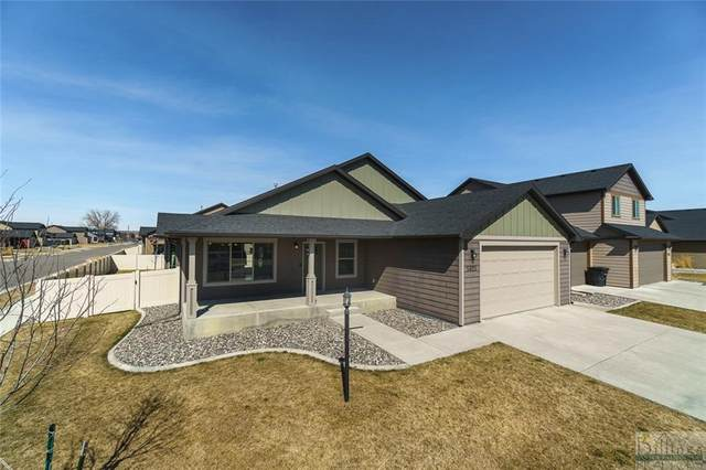 5825 Mountain Front, Billings, MT 59106 (MLS #317287) :: The Ashley Delp Team
