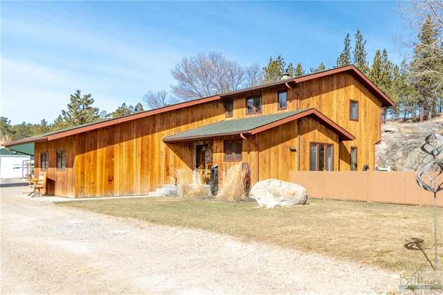 9 Foothill Road, Roundup, MT 59072 (MLS #317292) :: MK Realty
