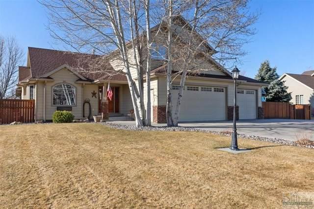 4840 Dovetail Avenue, Billings, MT 59106 (MLS #317308) :: MK Realty