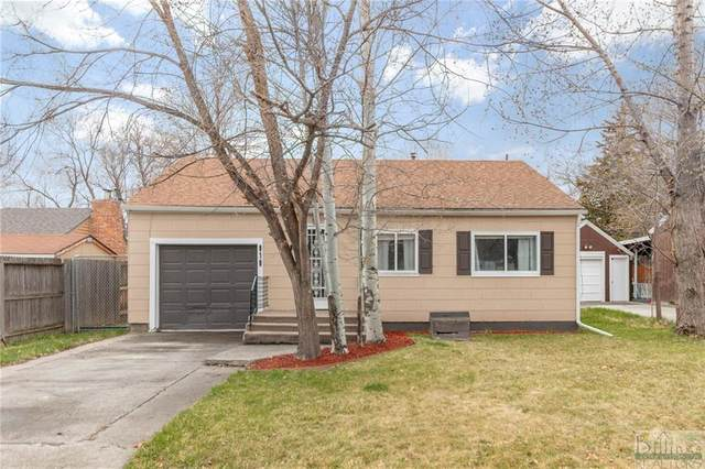 918 N 22nd Street, Billings, MT 59101 (MLS #317311) :: The Ashley Delp Team