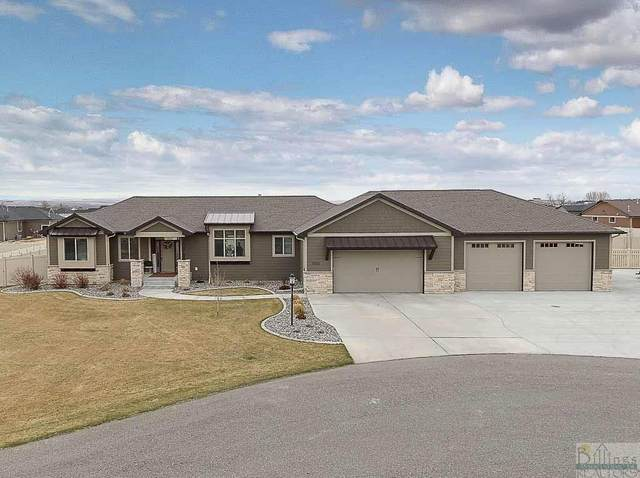 5232 Millstone Circle, Billings, MT 59106 (MLS #317339) :: MK Realty