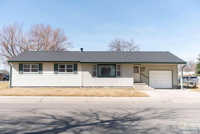 1502 19th St. W., Billings, MT 59102 (MLS #317350) :: Search Billings Real Estate Group