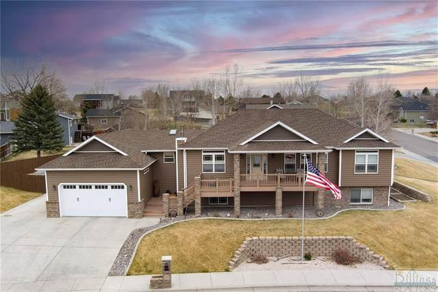 2335 Riveroaks Dr, Billings, MT 59105 (MLS #317352) :: The Ashley Delp Team