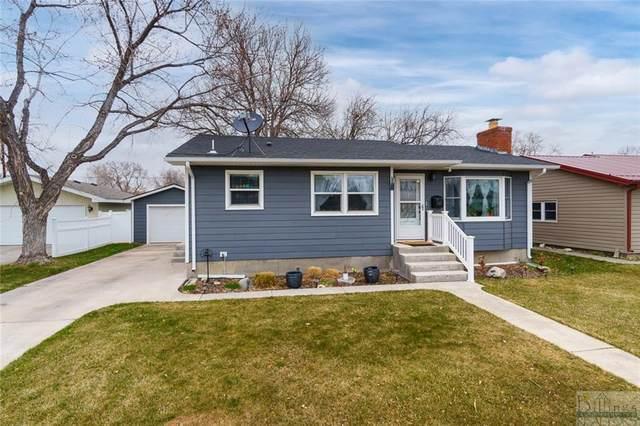 2533 Wyoming Avenue, Billings, MT 59102 (MLS #317355) :: MK Realty