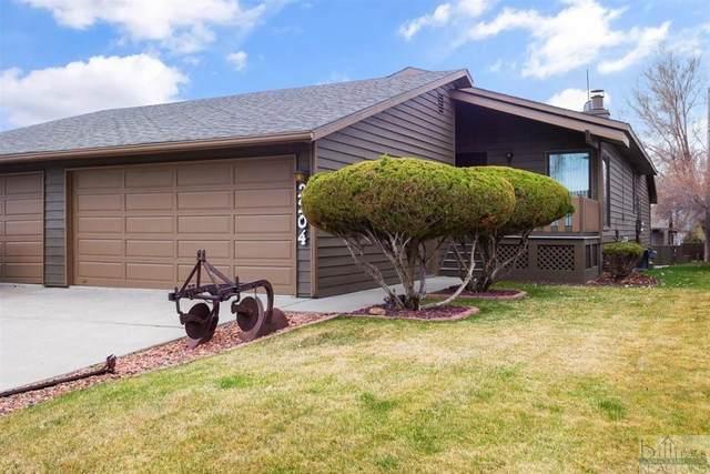 2204 Stillwater Drive, Billings, MT 59102 (MLS #317373) :: MK Realty