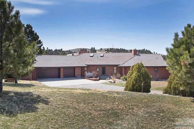 910 Coburn Road, Billings, MT 59101 (MLS #317375) :: MK Realty