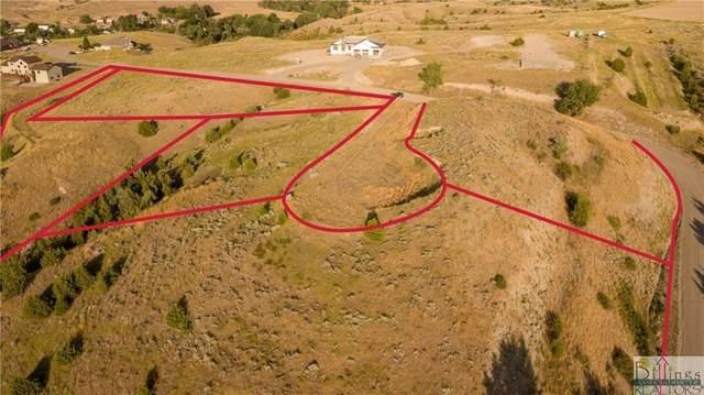 NA Raven Circle Lot 28, Billings, MT 59101 (MLS #317382) :: The Ashley Delp Team