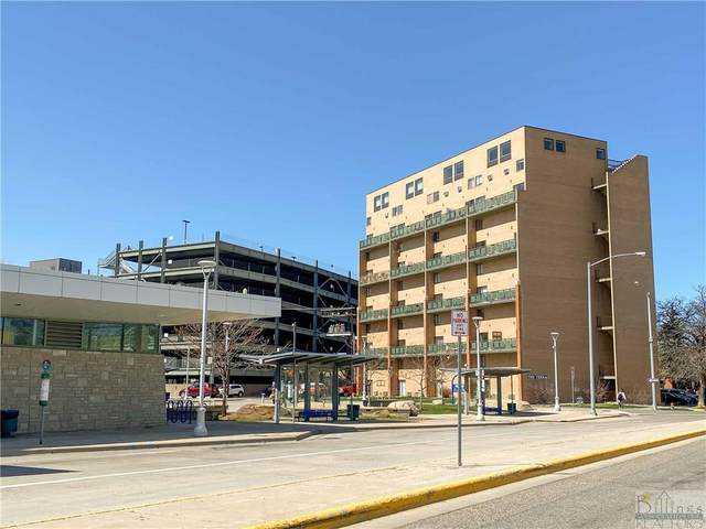 300 N 25TH ST. #403, Billings, MT 59101 (MLS #317386) :: MK Realty
