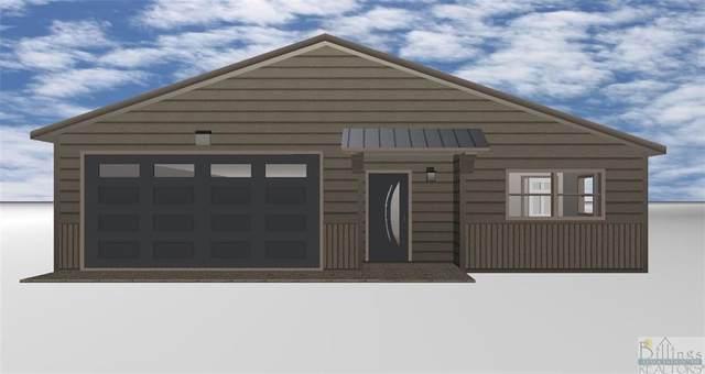 1209 Artistic Drive, Billings, MT 59101 (MLS #317387) :: Search Billings Real Estate Group