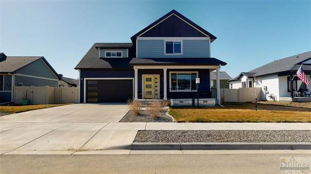 5222 Clemson Drive, Billings, MT 59106 (MLS #317388) :: The Ashley Delp Team