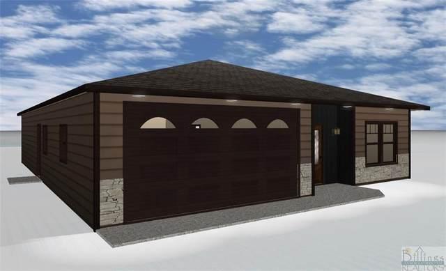 1217 Artistic Drive, Billings, MT 59101 (MLS #317391) :: Search Billings Real Estate Group