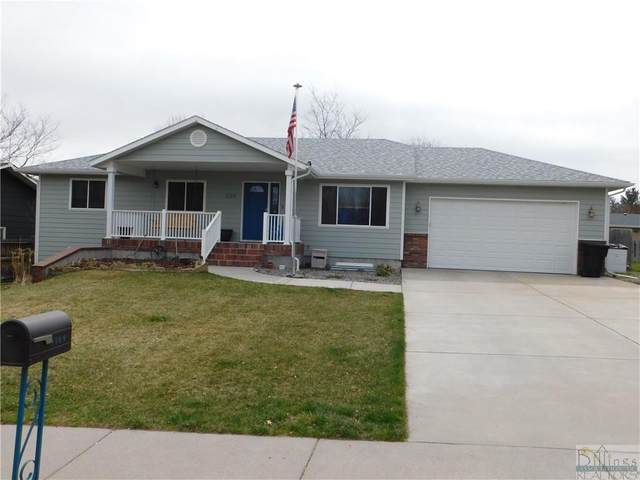 1109 Babcock Boulevard, Billings, MT 59105 (MLS #317392) :: The Ashley Delp Team