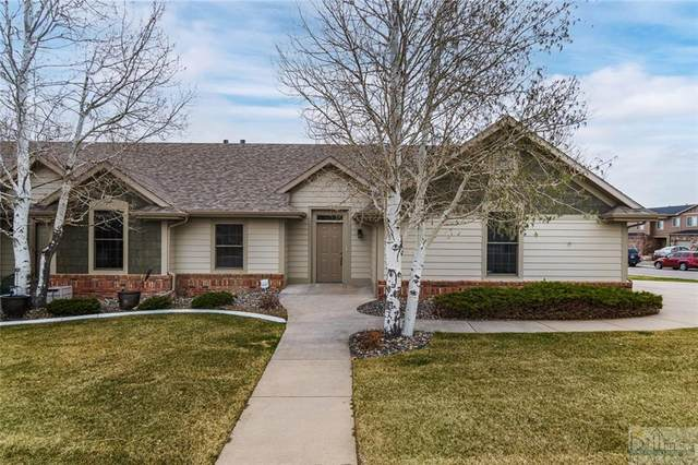 1695 Gleneagles Boulevard, Billings, MT 59105 (MLS #317395) :: The Ashley Delp Team