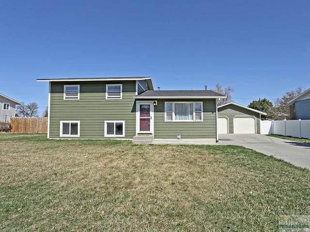 715 Bender Circle, Billings, MT 59105 (MLS #317396) :: MK Realty
