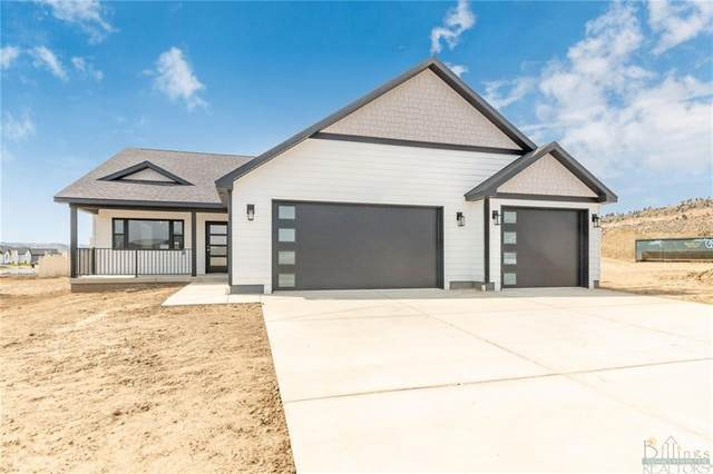 7027 Copper View Way, Billings, MT 59106 (MLS #317404) :: The Ashley Delp Team