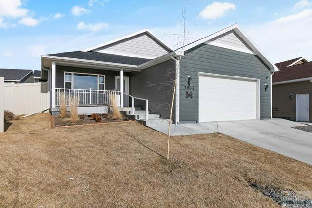 2983 Copper Bluffs Circle, Billings, MT 59106 (MLS #317420) :: The Ashley Delp Team