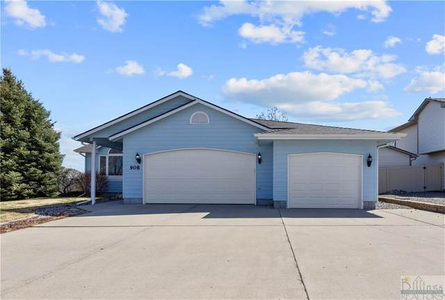 908 Adobe Dr., Billings, MT 59105 (MLS #317426) :: The Ashley Delp Team