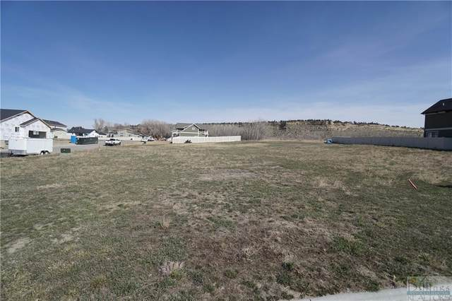 TBD Amherst Dr, Billings, MT 59106 (MLS #317427) :: The Ashley Delp Team