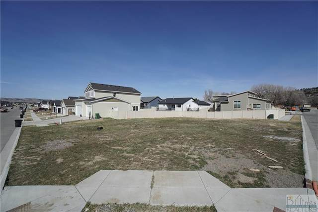 TBD Clemson Dr, Billings, MT 59106 (MLS #317428) :: The Ashley Delp Team