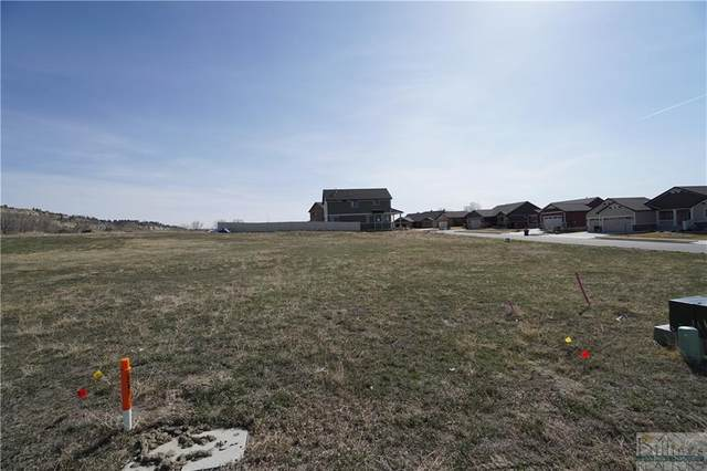 2607 Tulane Dr, Billings, MT 59106 (MLS #317429) :: The Ashley Delp Team