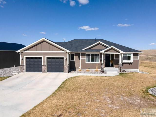 1805 Walker Lane, Billings, MT 59105 (MLS #317437) :: The Ashley Delp Team