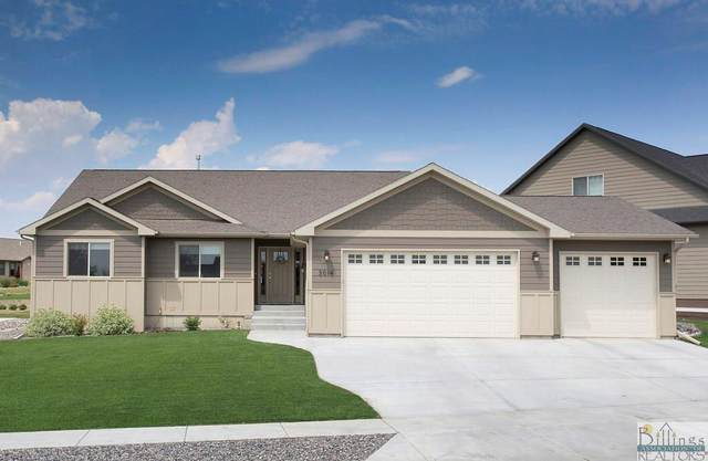 3014 Golden Acres, Billings, MT 59106 (MLS #317443) :: The Ashley Delp Team