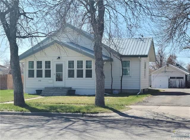 310 1st Avenue, Laurel, MT 59044 (MLS #317447) :: MK Realty