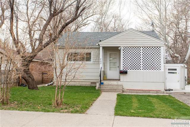 702 Howard, Billings, MT 59101 (MLS #317458) :: The Ashley Delp Team