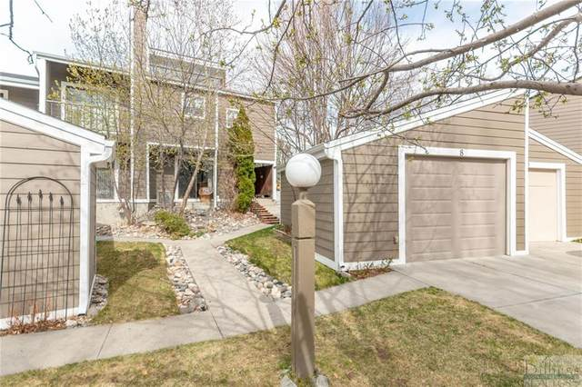 8 Shadow Place, Billings, MT 59102 (MLS #317459) :: MK Realty
