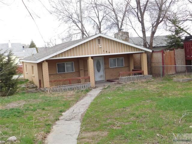 137 Jefferson, Billings, MT 59101 (MLS #317461) :: Search Billings Real Estate Group