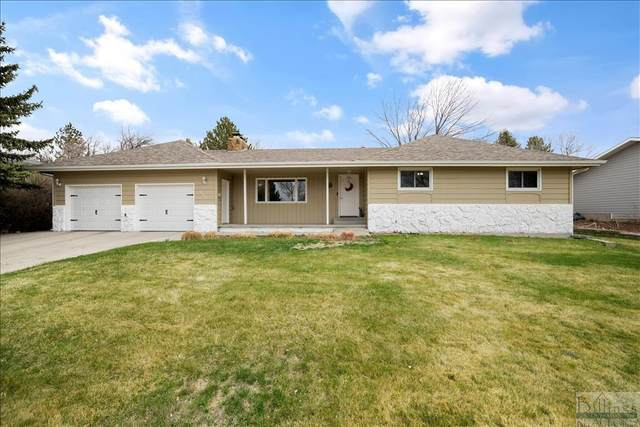 2043 Saint Andrews Drive, Billings, MT 59105 (MLS #317465) :: The Ashley Delp Team