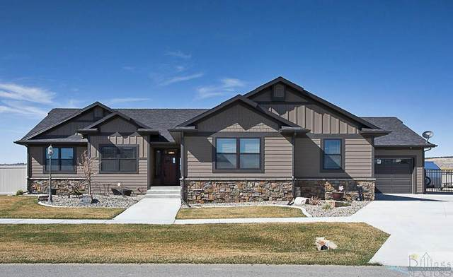 5219 Evening Shadow, Billings, MT 59102 (MLS #317467) :: The Ashley Delp Team