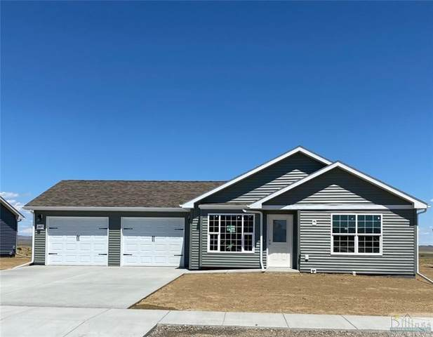 1449 Rancho Vista Avenue, Billings, MT 59105 (MLS #317483) :: The Ashley Delp Team