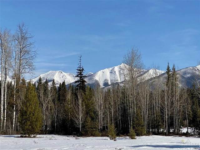 1201 Evergreen Dr, Seeley Lake, Other-See Remarks, MT 59868 (MLS #317485) :: The Ashley Delp Team