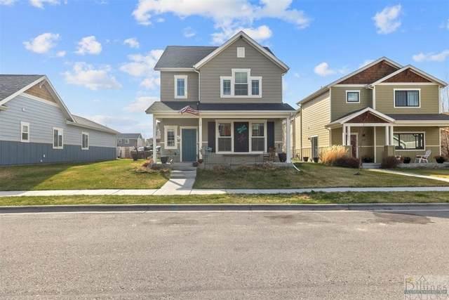 1636 Hidden Cove Lane, Billings, MT 59101 (MLS #317486) :: MK Realty