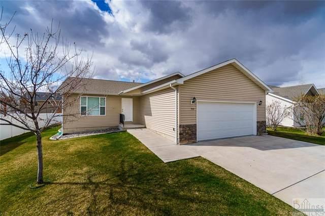 502 Roundhouse, Laurel, MT 59044 (MLS #317489) :: MK Realty