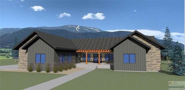 LT 65 Big Sky Drive, Red Lodge, MT 59068 (MLS #317493) :: The Ashley Delp Team