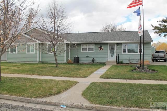 920 Wyoming Avenue, Laurel, MT 59044 (MLS #317494) :: MK Realty