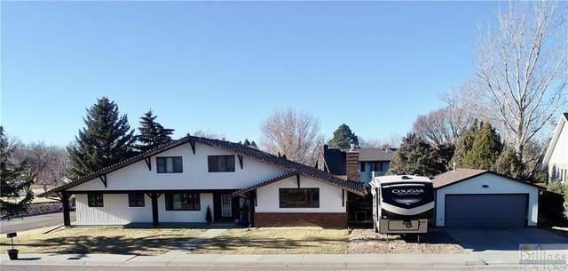 311 Sunset Avenue, Glendive, MT 59330 (MLS #317498) :: MK Realty