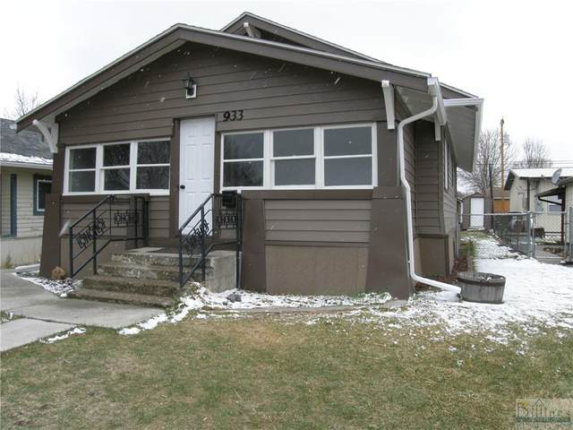 933 2nd Street West, Roundup, MT 59072 (MLS #317509) :: MK Realty