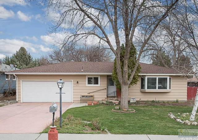 2111 Woody Drive, Billings, MT 59102 (MLS #317512) :: MK Realty
